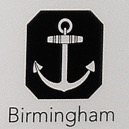 Birmingham depicted by an Anchor